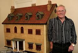 Peter Riches alturi de casa cu 23 de camere