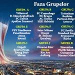 Astra şi Steaua şi-au aflat adversarele din grupele Europa League