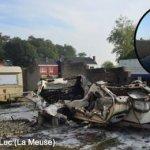 Un tânăr român din Belgia a fost găsit carbonizat într-o rulotă